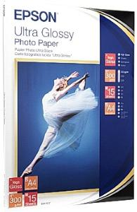 Epson Papir A4 Ultra Glossy Photo Paper