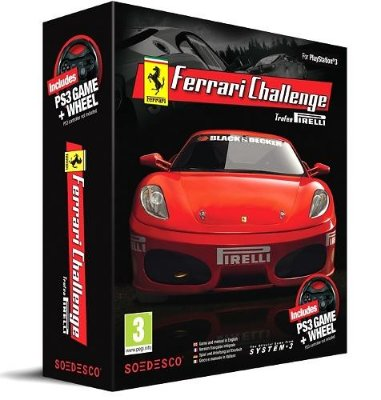 Ferrari Challenge: Trofeo Pirelli til PlayStation 3