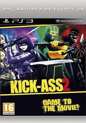 Kick-Ass 2  til PlayStation 3
