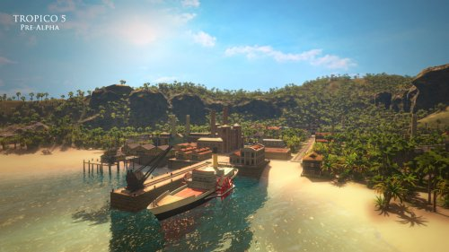 Tropico 5 til Mac