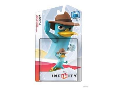 Disney Infinity Figure Agent P