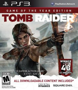 Tomb Raider - Game of the Year  til PlayStation 3