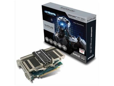 Sapphire Radeon R7 250 1GB Ultimate Edition