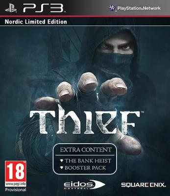 Thief - Nordic Limited Edition til PlayStation 3