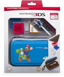 Nintendo 3DS Mario Essentials Pack