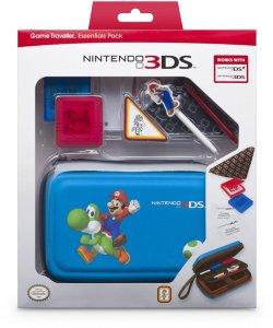 Nintendo 3DS Mario Essentials Pack