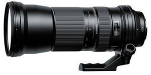 Tamron SP 150-600mm f/5-6,3 Di VC Canon