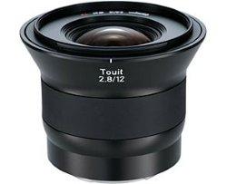 Carl Zeiss Touit 12mm F2.8 Fuji X