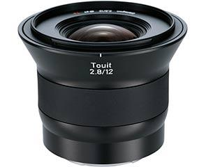 Carl Zeiss Touit 12mm F2.8 Fuji X