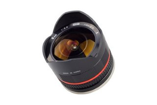 Samyang 8mm F2.8 II Fuji X