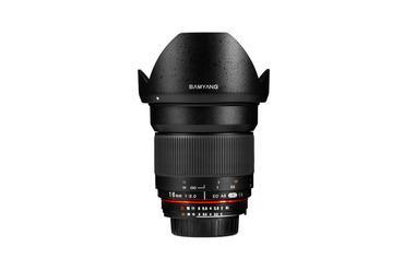 Samyang 16mm F2 ED Fuji X