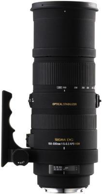 Sigma 150-500mm F5-6.3 APO DG OS HSM for Canon