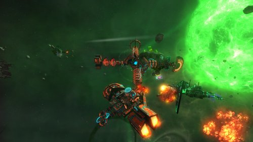 Space Pirates And Zombies 2 til Mac