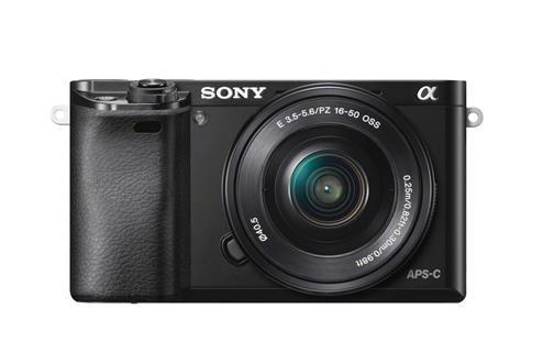 Sony Alpha A6100 systemkamera + 16 50 mm f3.5 5.6 Power