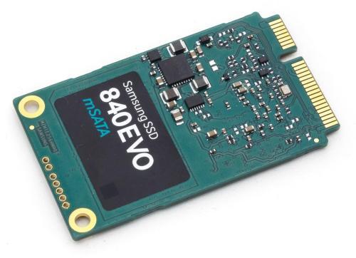 Samsung SSD 840 MSATA 1TB