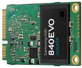 Samsung SSD 840 MSATA 500GB