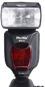 Phottix Mitros+ for Nikon