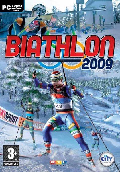 RTL Biathlon 2009 til PC