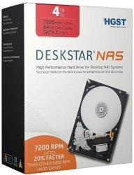 HGST Deskstar NAS 4TB (0S03665)