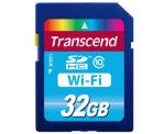 Transcend SDHC WiFi Class 10 32GB