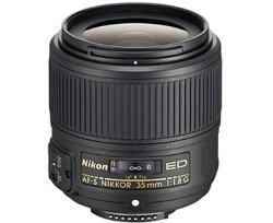 Nikon AF-S Nikkor 35mm f/1.8 ED