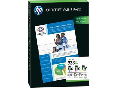 HP Ink 933XL Valuepack