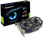 Gigabyte GeForce GTX 750 Ti OC 2GB Windforce 2X