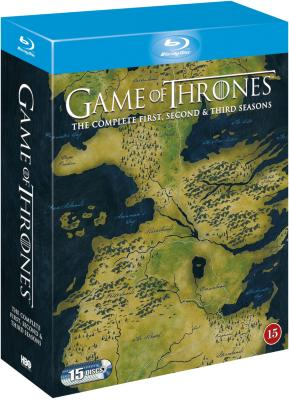 Game of Thrones - Sesong 3 Blu-ray
