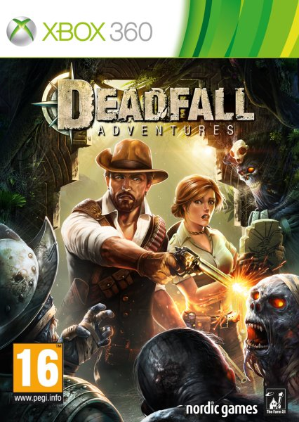 Deadfall Adventures til Xbox 360