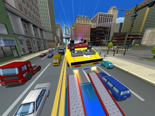 Crazy Taxi: City Rush til iPhone