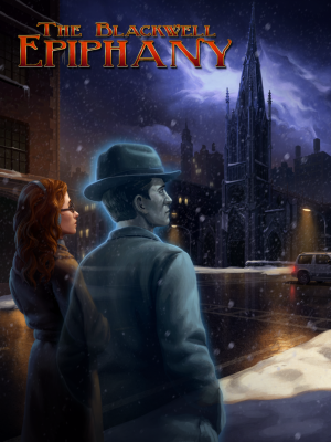 The Blackwell Epiphany til iPad
