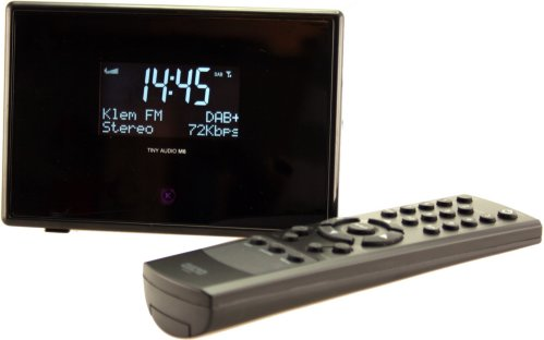 Tiny Audio M6 DAB+ adapter