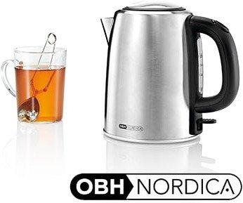 OBH Nordica 6461 Inox