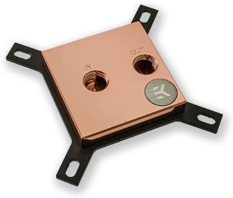 EKWaterBlocks EK-Supremacy CSQ - Full Copper