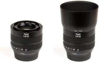 Touit 32mm F1.8 Fuji X