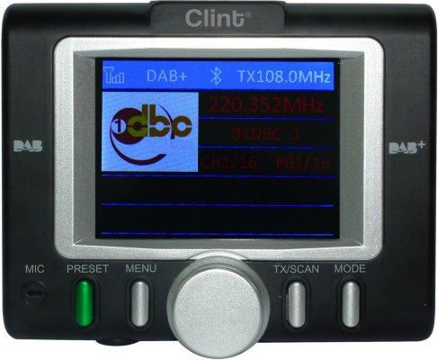 Clint DAB/DAB+ Adapter CAD13