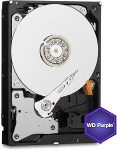 Western Digital Desktop Purple 4TB