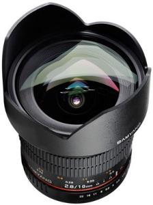 Samyang 10mm F2.8 for Sony A