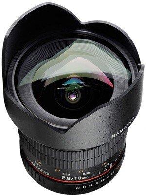 Samyang 10mm F2.8 for Sony E