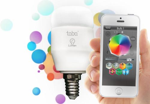 Tabu Design LuMini Smart Bulb