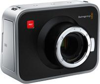 Blackmagic Design Cinema Camera EF