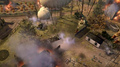 Company Of Heroes 2: The Western Front Armies til PC