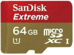 SanDisk Extreme MicroSDXC 64GB 45MB/s