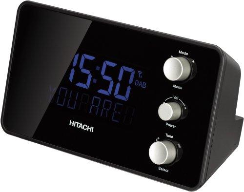 Hitachi KC120E Klokkeradio