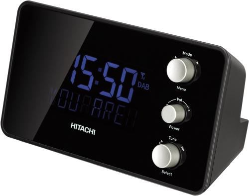 Hitachi KC120E Klokkeradio