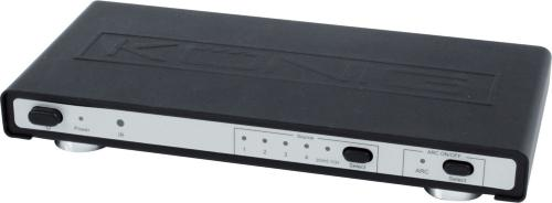 König HDMI Switch 4 x 1