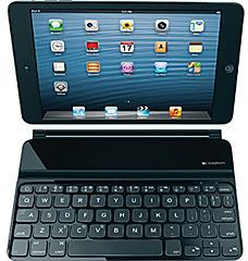 Logitech Ultrathin Keyboard Cover (iPad Mini)