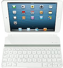 Logitech Ultrathin Keyboard Cover (iPad Mini)