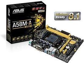 Asus A58M-A/USB 3