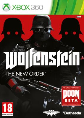 Wolfenstein: The New Order til Xbox 360